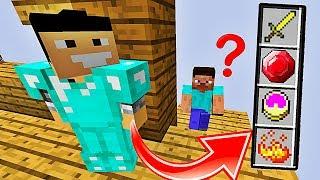 DES PIÈGES INCROYABLES SUR MINECRAFT SANS LES BONNES TEXTURES ! | Minecraft
