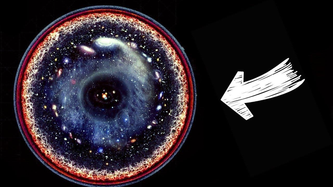 شاهدوا ماذا يوجد على حافة الكون ؟!
