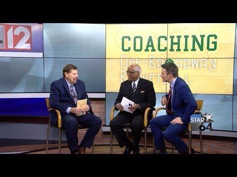 """Cincinnati State coach writes book about coaching """"Off-Broadway"""""""
