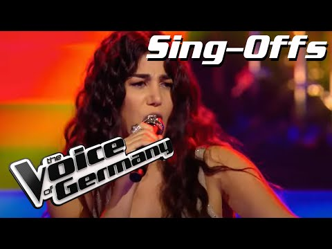 Christina Aguilera - Candyman (Ninorta Coban) | The Voice of Germany | Sing Off