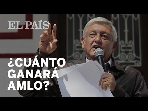 AMLO: El SALARIO de LÓPEZ OBRADOR como presidente de México
