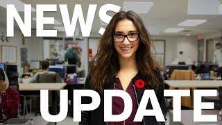 News Update: November Strike Update & Yates Cup