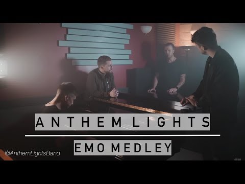Emo Medley: Sugar, We're Going Down / Move Along / Wake Me Up When September Ends | Anthem Lights
