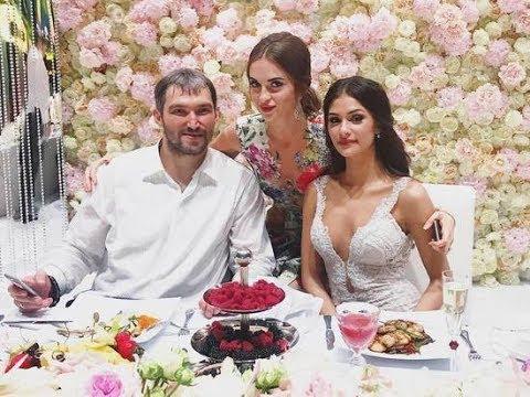 Шикарная свадьба Овечкина.