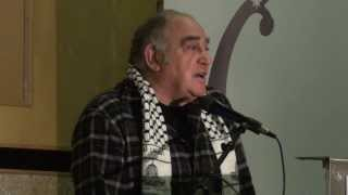 Ronnie Kasrils speaking at the Why Israel Launch in the Apartheid Museum