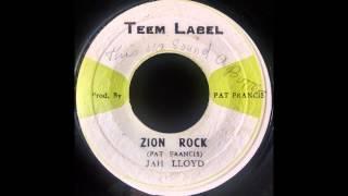 JAH LLOYD - Zion Rock [1972]