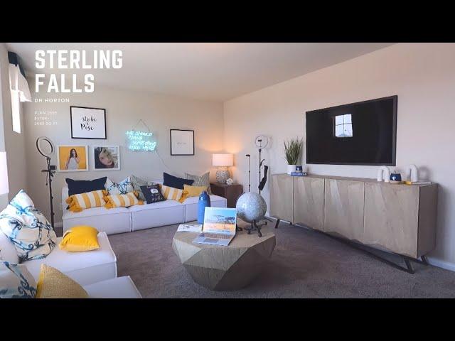 New Homes For Sale Las Vegas | 479k+ 5BD, 3BA, 2CR, 2665 Sf | Sterling Falls