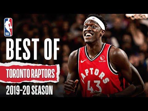 Best of Toronto Raptors   2019-20 NBA Season