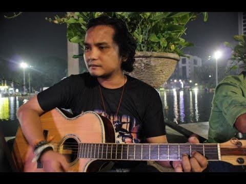 Pengamen Jakarta Cover lagu Samson  | Tak bisa memiliki