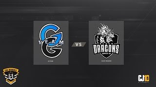 Liga Diamante #3 (Semifinal) - GG Team VS Black Dragons