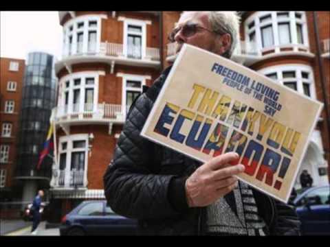 Julian Assange: Wikileaks Will Keep Publishing Edward Snowdens Leaks