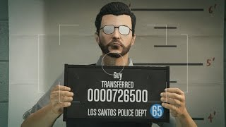 GTA 5 - How to Transfer Characters in GTA Online