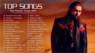 Post Malone, Chris Brown, DJ Snake, Lil Nas X, Circles, Go Crazy - Top Songs 2020