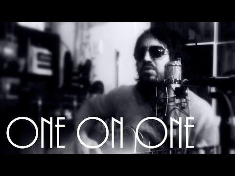 "ONE ON ONE: Joseph Arthur w/ Reni Lane perform entire ""LOU"" album February 22nd, 2014 New York City"