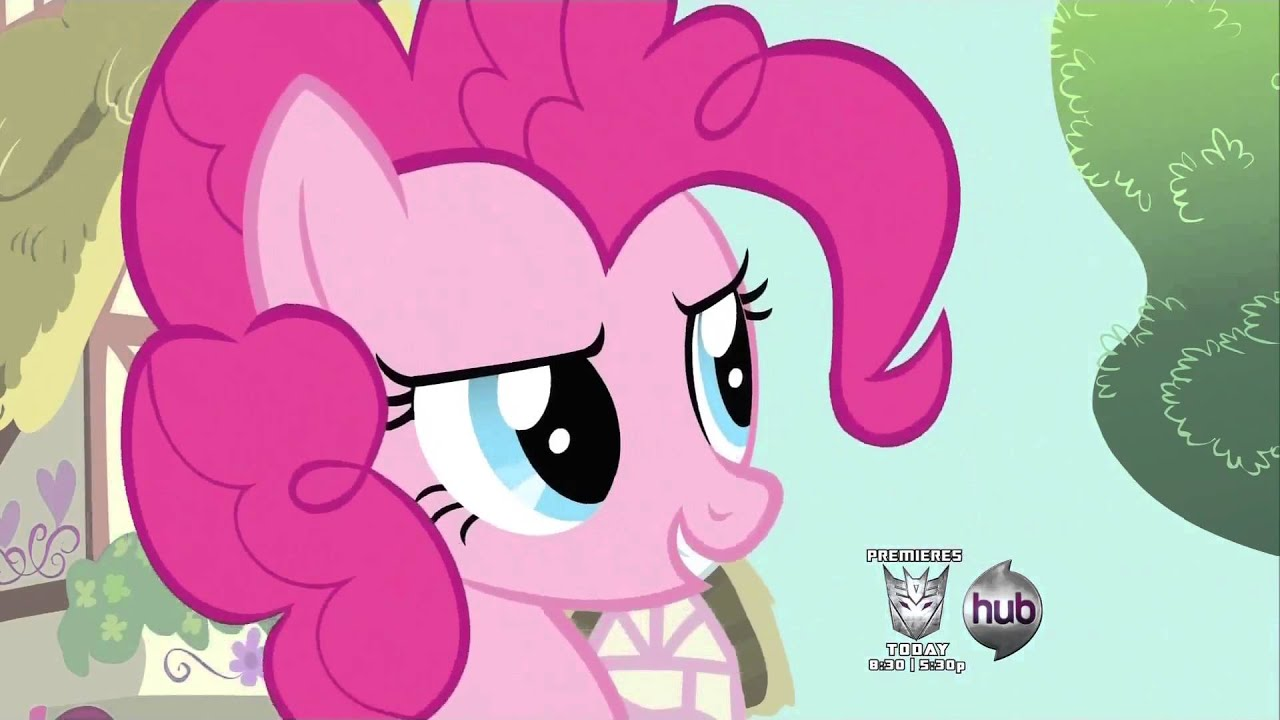 My little pony pinkie pie smile dub pl hd youtube for Little pony watches