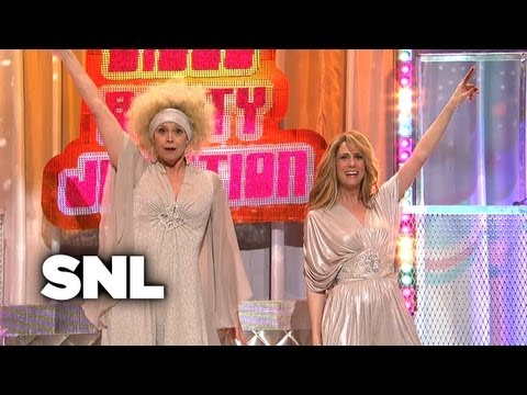 Disco Booty Junction  SNL