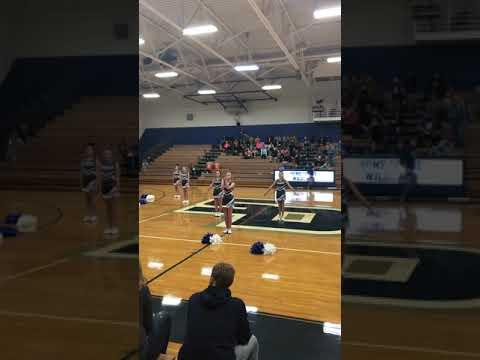 South Davidson middle school halftime