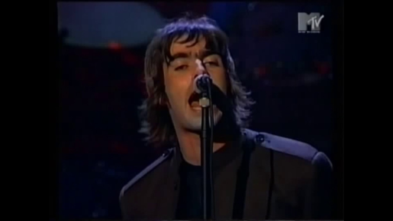Oasis :: Champagne Supernova :: MTVMA 1996 - YouTube