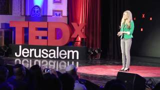 Different like everyone else: the story of trends: Dr. Liraz Lasry at TEDxJerusalem