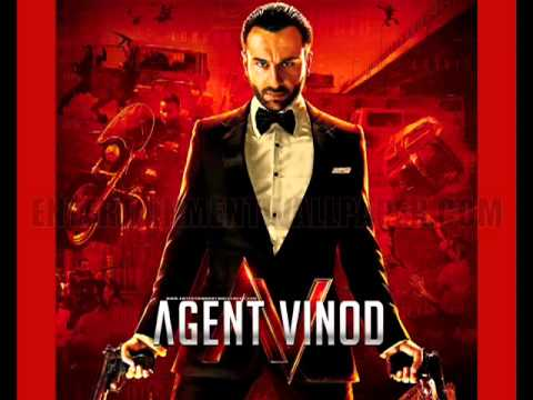 Raabta Agent Vinod Male Version