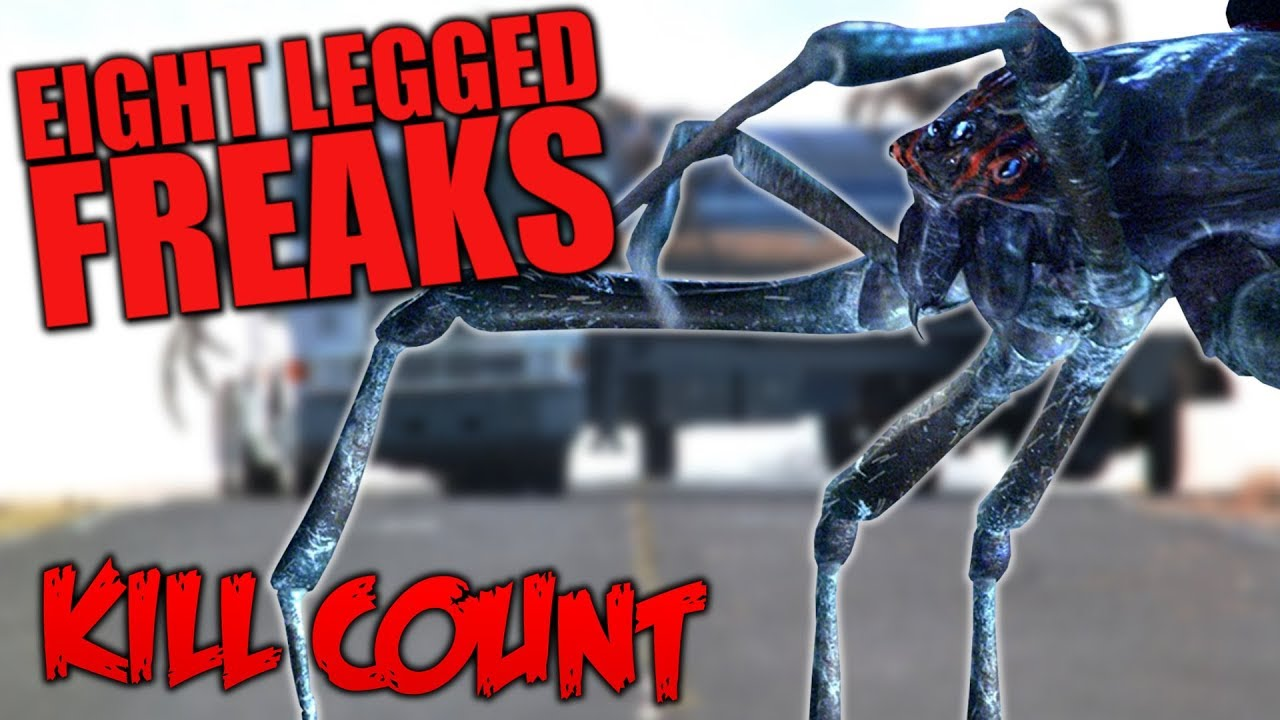 Download Eight Legged Freaks (2002) Kill Count