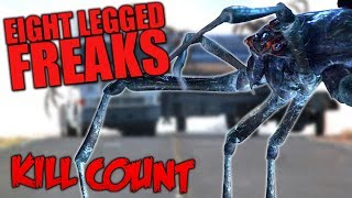 Eight Legged Freaks (2002) Kill Count