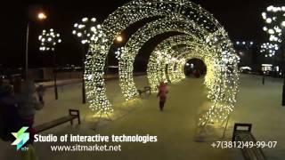 Световые Арки от компании SIT(Производство праздничных световых конструкций по Вашему ТЗ. Так же у нас имеется собственный каталог свето..., 2016-02-26T05:56:59.000Z)