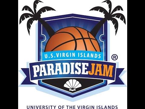 Tulsa vs. Indiana State- 2015 Paradise Jam