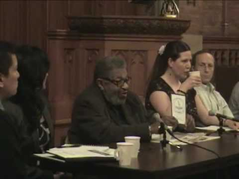 The Relationship between Racism and Unemployment - Panel Intro and 1st Question