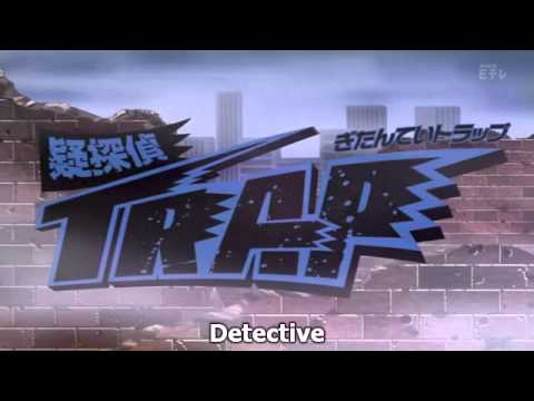 Anime Bakuman Opening Detective Trap with Lyric