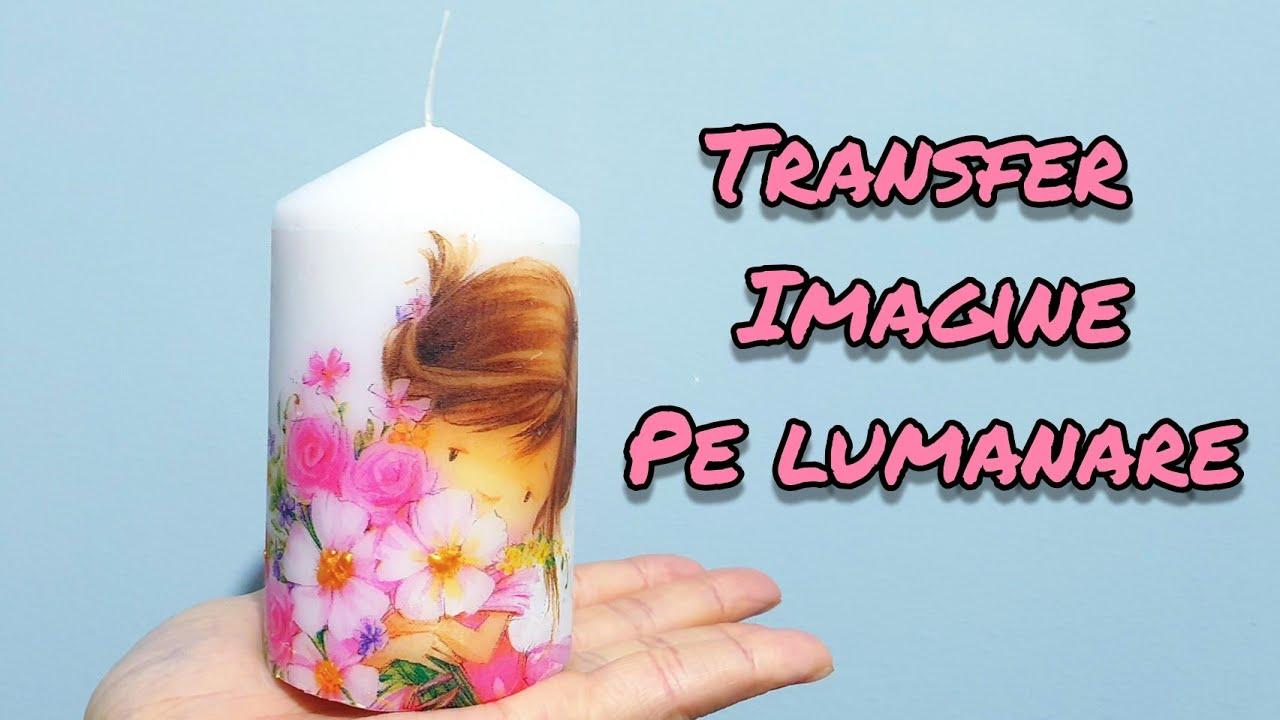 lumânare vizuală îmbunătățită)