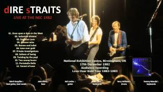 "Dire Straits ""It never rains"" 1982-12-17 Birmingham [AUDIO ONLY]"