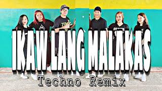 Download lagu IKAW LANG MALAKAS ( Dj Rowel Remix ) - Techno Remix | Dance Fitness | Zumba