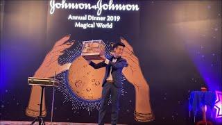 Johnson & Johnson Annual Dinner 2019