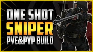 The Division 2 | One Shot Sniper Build Hybrid for PvE & PvP