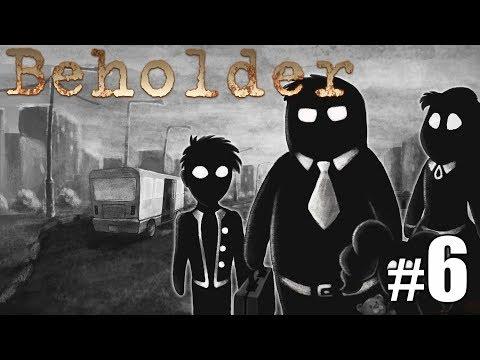 BEHOLDER | Harboring an Agent [Cobrak] #6
