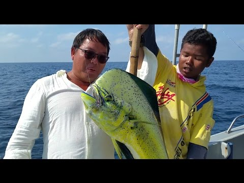 Malaysia Rompin Macks & Mahi 3D2N S4E14 Day 1 ONZZ Fishing Adventures