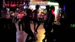 Тайланд. В гей баре.Thailand. In the gay bar.