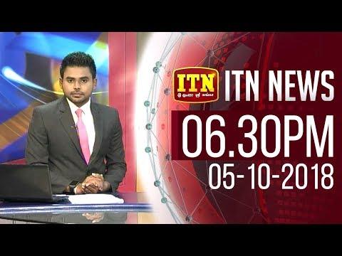 ITN News 2018-10-05 | 06.30 PM