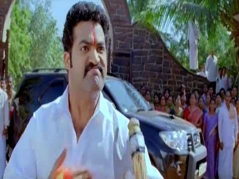 Jr NTR Punch Dialogues - Dammu - Trisha, Karthika thumbnail