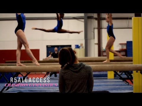 All Access: Champion Gymnastics (KY) | L 9/10 Gymnastics Pre-season Training | Gymnastics Workouts