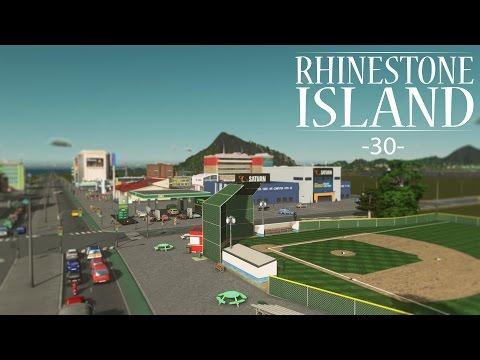 "Cities Skylines - Rhinestone Island [PART 30] ""The Suburbs"""