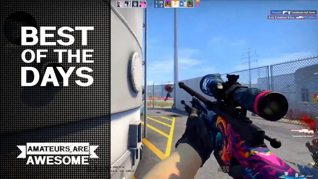 Video clips amateurs