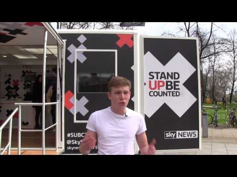 Stand Up Be Counted: Tom Roberts