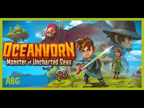 This Game Is How Old? [Oceanhorn Switch Demo]