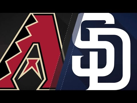 4/20/17: Aybar, Richard leads Padres past D-backs