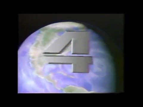 WTMJ-TV Milwaukee 5pm News Open (1987)
