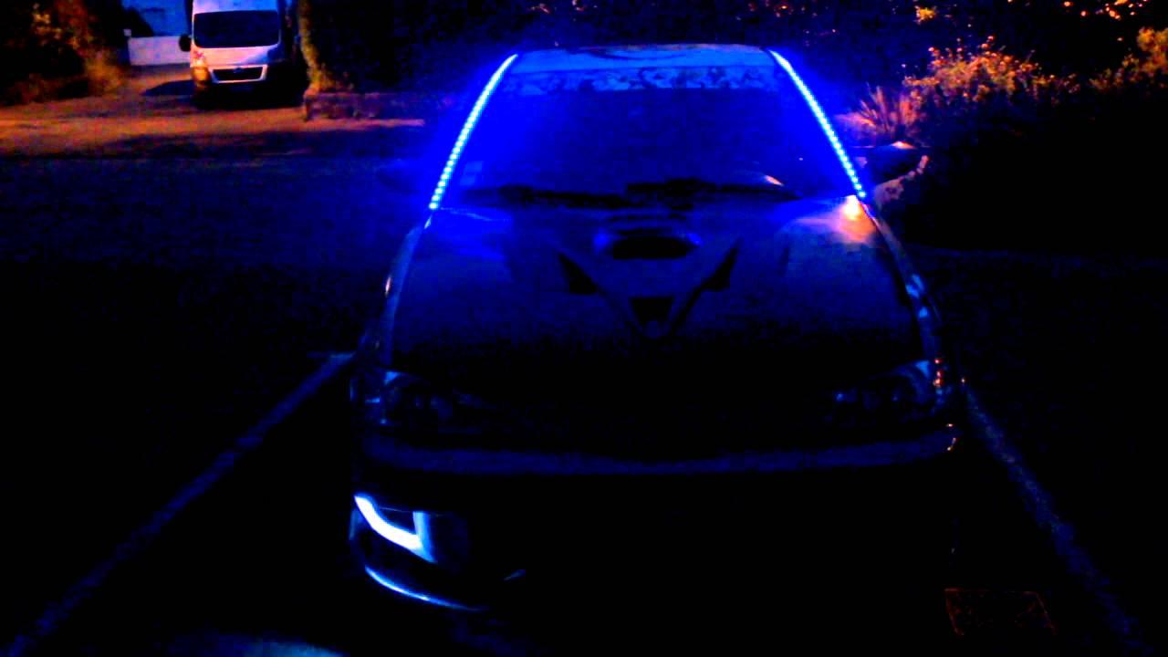 tuning auto led