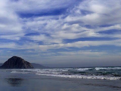 Morro Bay Trip 03, Morro Strand State Beach