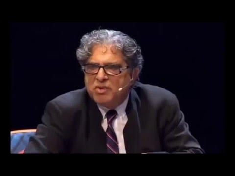 Richard Dawkins vs Deepak Chopra on Freeman Dyson